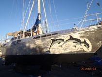 'Delphin' und die Delphine im neuen Glanz