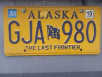 angekommen in Alaska