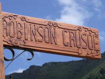 Isla Juan Fernandez oder: Isla de Robinson Crusoe