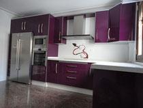 Blog cocinas jaen cocinas jaen for Cocinas color berenjena