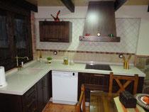 Cocina Torredelcampo Rustica