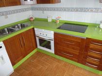Cocina Roble Martos y Cocina Cerezo Bobadilla
