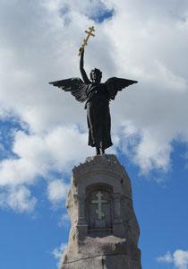 Das Russalka-Denkmal