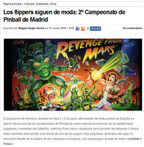 TMAP en la Vanguardia
