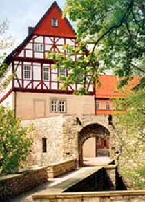 Burg Bodenstein                                                    ( weitere Fotos in der  Galerie)