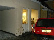 Besøg hos Pibemager Poul Ilsted, Svendborg 12 nov. 2012