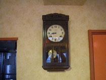50年物の古時計