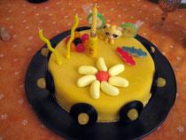 Le gâteau de tonton Fafa