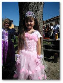 C'est moi en princesse