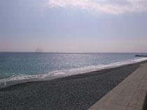 石川県のなぎさドライブウェイです