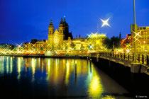 オランダの夜景です