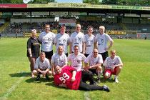 Mannschaftsfoto Tschö-Tivoli-Turnier im Juni 2010