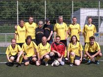 Mannschaftsfoto FSG-Turnier Siegel im August 2010