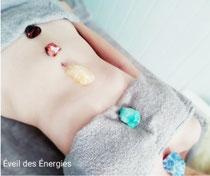Soin lithothérapie