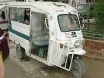 電動乗合タクシー