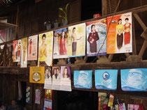 タイ的ポスター(写真:田中さん)