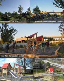 Neubau Spielplatz