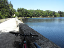 lac du Lampy itinerance
