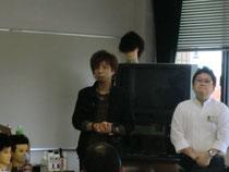 堂園 先生、原田 先生