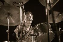 Simon Goubert Background Quintet © Emmanuelle Vial 2014