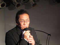 阿藤さん熱唱!