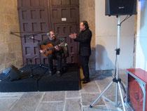 Marcos Teira y Francisco Benítez