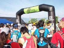 参加選手700人のうち、約600人が東京や神奈川など県外から参加した