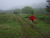 梅雨の時期だが、2012年は900人を集客