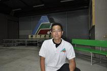 実行委員長の大島聡氏