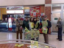 Alpini Torinostura presso Ipermercato Auchan