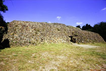 Ile de Gavrinis, Ganggrab (4000 v.Chr.)