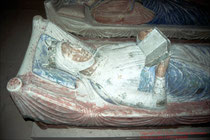 Grabmal der Eleonore von Aquitanien
