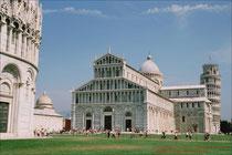 Pisa, Piazza dei Miracoli
