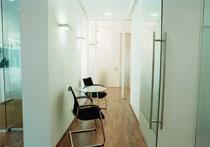 Wartezone Sptrechzimmer 1