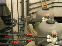 PVC Verrohrung DN63/dn110