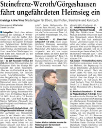 Quelle: Westerwälder Zeitung vom 01.10.2012