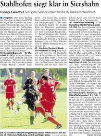Quelle: Westerwälder Zeitung vom 20.08.2012