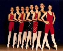 Gruppenbild Vorführung 1992