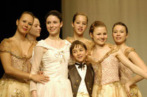 Gruppe der Braut
