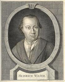 J. H. Waser (J. R. Holzhalb)