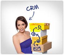 CRM-Anbieter verstärken sich mit E-Mail-Systemen