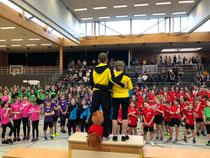 Schweizermeister 2019 - Matthias und Lara Zedi