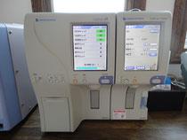 血算・CRP測定装置