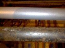 рідкий цинк для металу