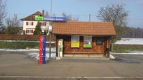 BLS Bahnhof Ferenbalm-Gurbrü
