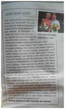 Artikel im Sendlinger Anzeiger