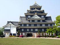 ■岡山城天守閣