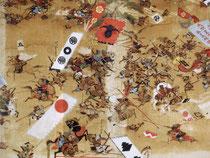 姉川合戦図屏風