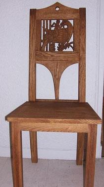 projet de meuble, style gotique