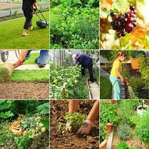 Gartenpflege in Burgwedel, Wettmar und Hannover von Green Fairway. Geniessen Sie das SEIN - Ihren Garten pflegen wir!